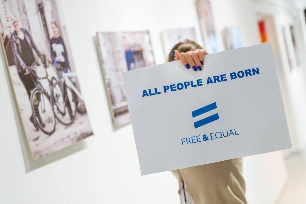 The UN Free & Equal Campaign kicks off in Serbia spotlighting LGBT diversity