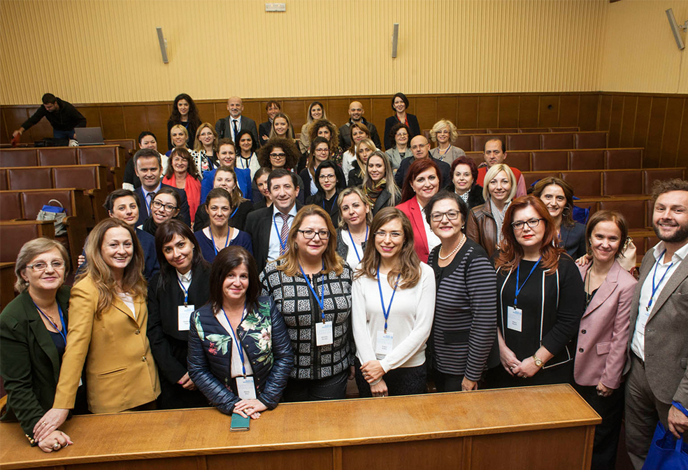 Albanian and Serbian gender activists join efforts for gender equality under the patronage of UN WOMEN