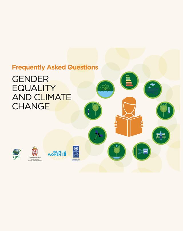 Gender and Climate Change - TRAINING HANDBOOK