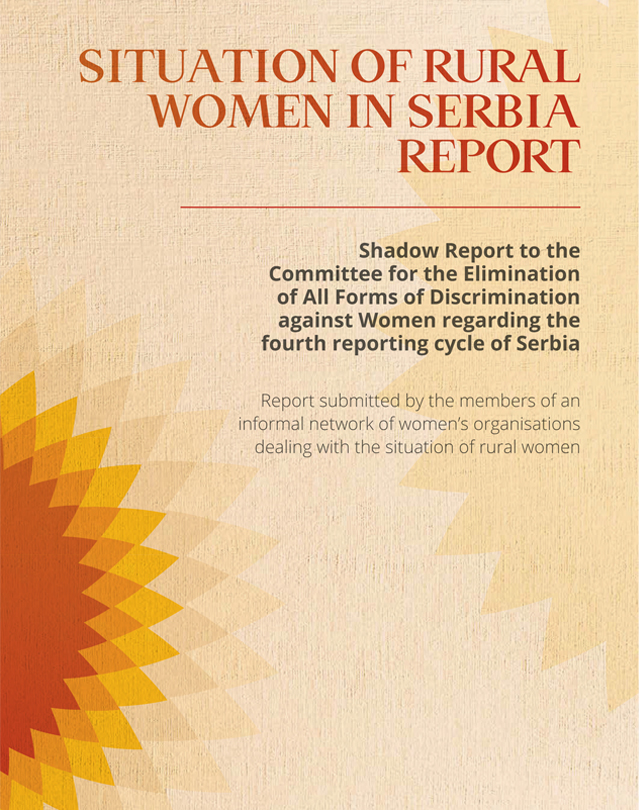 Situation of rural women in Serbia - Report