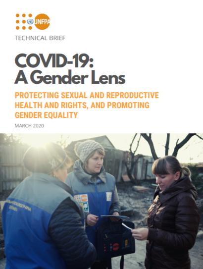 COVID-19: A Gender Lens