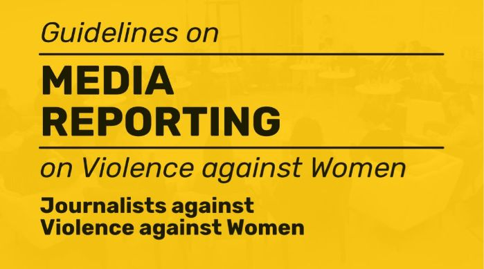 Guidelines on Media Reporting on Violence against Women