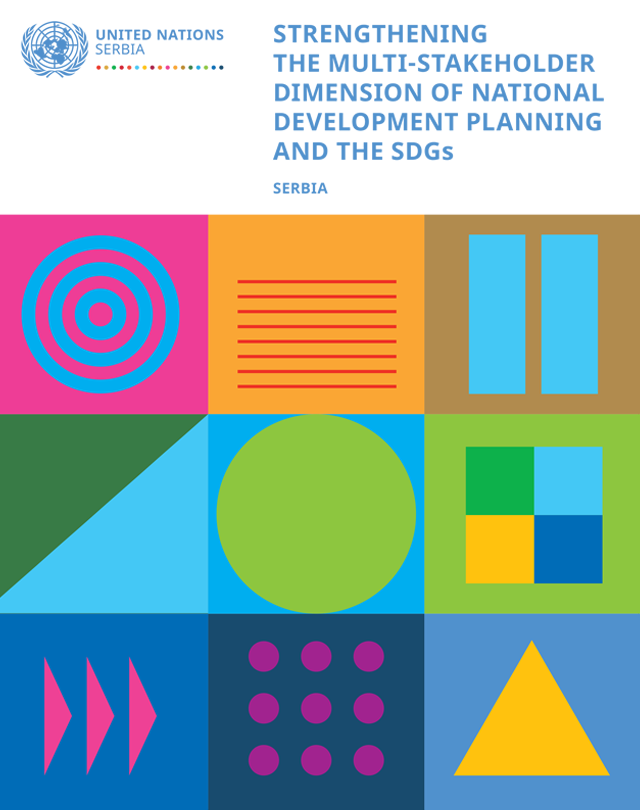 Strengthening the multi-stakeholder dimension of national development planning and the SDGs in Serbia