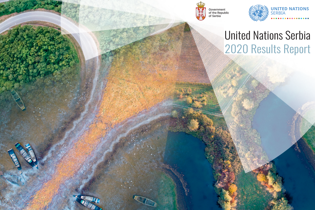 United Nations in Serbia launches 2020 Results Report