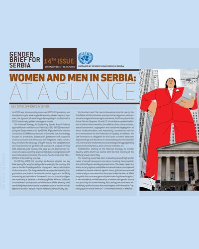 Gender Brief for Serbia - vol. 14