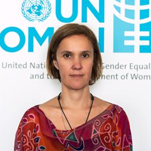 Milana Rikanovic, Gender Specialist, Head of UN Women Serbia